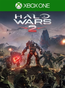 Box art for the game Halo Wars 2