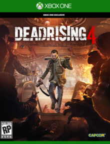 Box art for the game Dead Rising 4