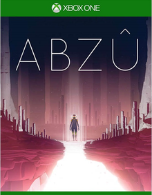 Box art for the game ABZU