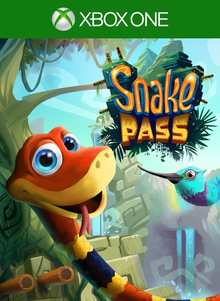 Box art for the game Snake Pass