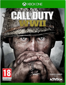 Box art for the game Call of Duty WWII