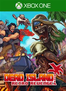 Box art for the game Dead Island Retro Revenge