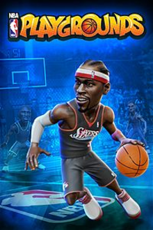 Box art for the game NBA Playgrounds