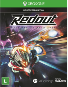 Box art for the game Redout