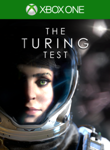 Box art for the game The Turing Test