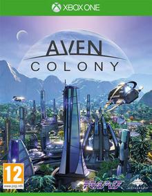 Capa do jogo Aven Colony