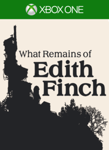 Box art for the game What Remains of Edith Finch