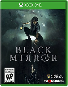 Box art for the game Black Mirror