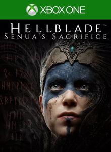 Box art for the game Hellblade: Senua's Sacrifice