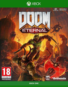 Box art for the game Doom Eternal