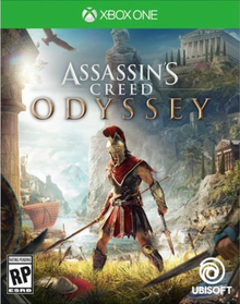 Box art for the game Assassin's Creed Odyssey