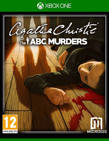 Box art for the game Agatha Christie - The ABC Murders