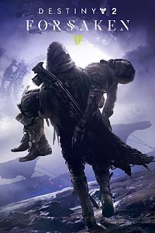 Box art for the game Destiny 2: Forsaken