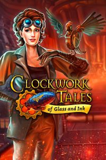 Box art for the game Clockwork Tales: Of Glass and Ink