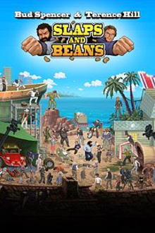 Box art for the game Bud Spencer & Terence Hill - Slaps And Beans