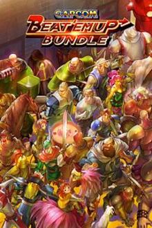 Box art for the game Capcom Beat 'Em Up Bundle