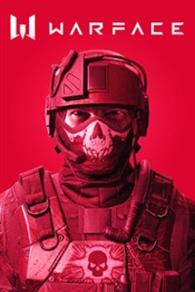 Box art for the game Warface