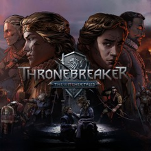 Box art for the game Thronebreaker: The Witcher Tales