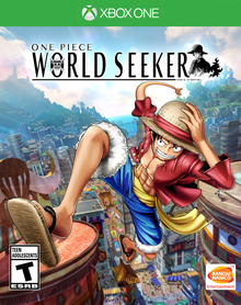 Box art for the game One Piece: World Seeker