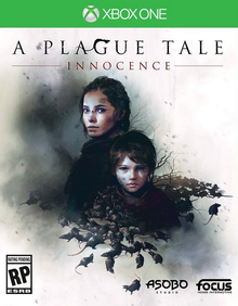 Box art for the game A Plague Tale: Innocence