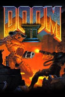 Box art for the game Doom II