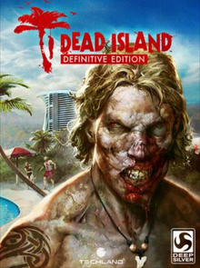 Box art for the game Dead Island: Definitive Edition