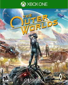Box art for the game The Outer Worlds
