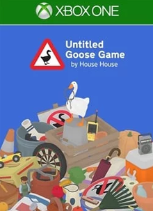 Box art for the game Untitled Goose Game