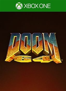 Box art for the game Doom 64