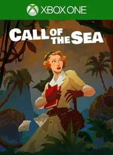 Box art for the game Call of the Sea