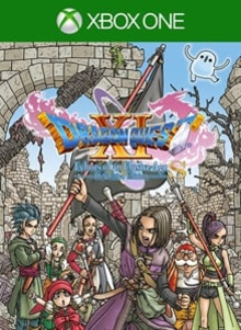 Box art for the game Dragon Quest XI S: Echoes of an Elusive Age