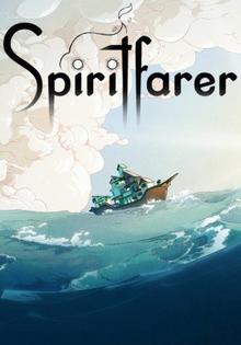 Box art for the game Spiritfarer
