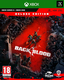 Box art for the game Back 4 Blood