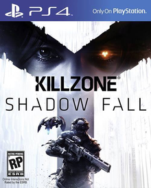 Box art for the game Killzone: Shadow Fall