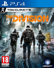 Capa do jogo Tom Clancy's The Division