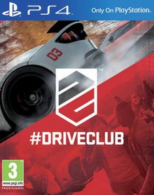 Box art for the game DriveClub