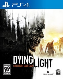 Capa do jogo Dying Light