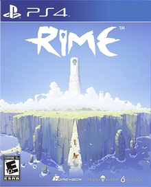 Box art for the game Rime