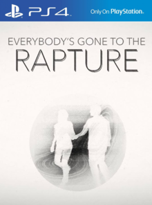 Box art for the game Everybody's Gone to the Rapture