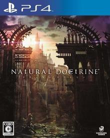 Capa do jogo Natural Doctrine