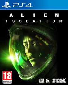 Box art for the game Alien: Isolation