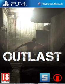 Box art for the game Outlast