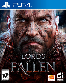 Box art for the game Lords of The Fallen