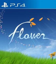 Box art for the game Flower