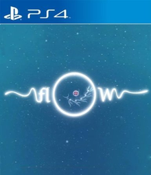 Box art for the game flOw
