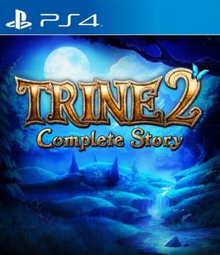 Box art for the game Trine 2: Complete Story