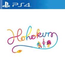Box art for the game Hohokum
