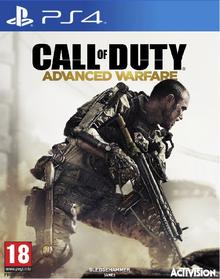 Box art for the game Call of Duty: Advanced Warfare