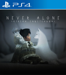 Box art for the game Never Alone