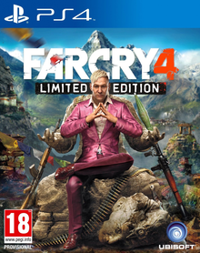 Box art for the game Far Cry 4